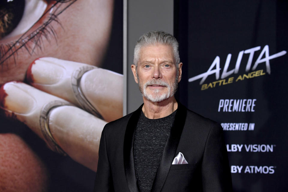 "Stephen Lang attends the premiere of 20th Century Fox's ""Alita: Battle Angel"" on February 05, 2019. (Photo by Frazer Harrison/Getty Images)"