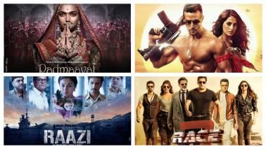 Till now, 2017 has the highest number of films in the Rs 100 crore club with the tally of 9 movies