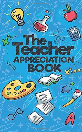 The Teacher Appreciation Book (Amazon / Amazon)