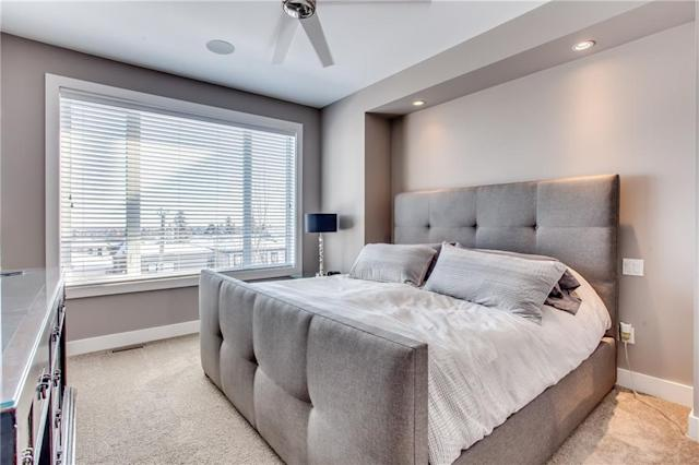 "<p><a href=""https://www.zoocasa.com/altadore-calgary-ab-real-estate/5081463-3916-17-st-sw-altadore-calgary-ab-t2t4p2-c4165364"" rel=""nofollow noopener"" target=""_blank"" data-ylk=""slk:3916 17 Street Southwest, Calgary, Alta."" class=""link rapid-noclick-resp"">3916 17 Street Southwest, Calgary, Alta.</a><br> There are four bedrooms in the home, and the master has views of downtown Calgary.<br> (Photo: Zoocasa) </p>"