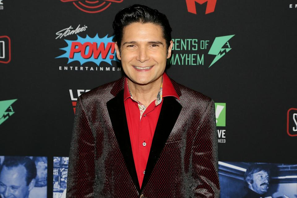 Corey Feldman is making a documentary about the abuse he says and the late Corey Haim faced as child actors. (Photo: Gabriel Olsen/Getty Images)