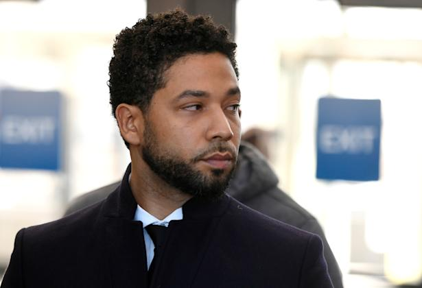 Jussie Smollett indicted again in Chicago over alleged fake attack