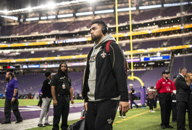 Injuries continued to hamper Te'o's performance into the 2018 season. Although he posted solid stats for the Saints, the team decided not to renew or extend a deal.