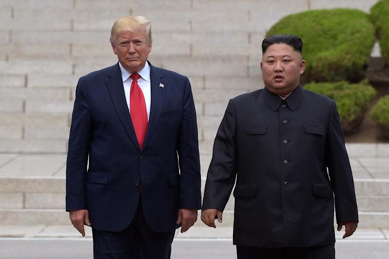 North Korean leader Kim Jong UN has been pressuring US President Donald Trump for new concessions in a bid to salvage stalled nuclear talks: AP