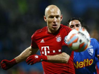 Bundesliga: Bayern Munich's Arjen Robben and Franck Ribery negotiating new contracts
