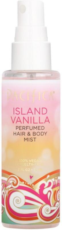 <p>Keep yourself smelling fresh all day long with this <span>Pacifica Travel Size Island Vanilla Hair &amp; Body Mist</span> ($5) that will fit in your bag.</p>