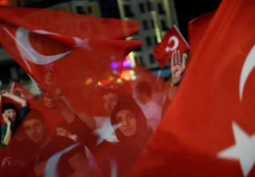 Turkey jails two troops for life in first verdict over coup bid