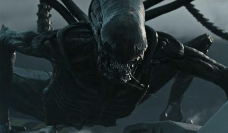 A classic xenomorph... sort of - Credit: 20th Century Fox