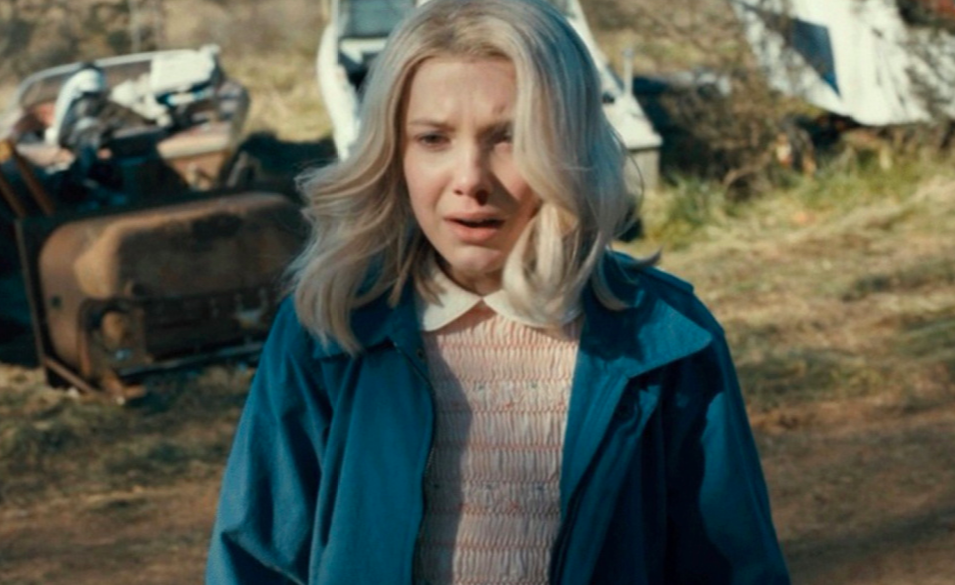 People aren't happy about a sexy Halloween costume that resembles the character Eleven from Stranger Things [Photo: Netflix]