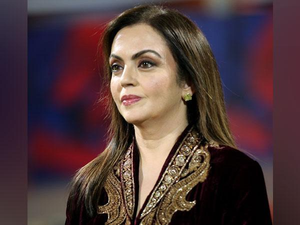Nita Ambani, Founder Chairperson, Football Sports Development Limited