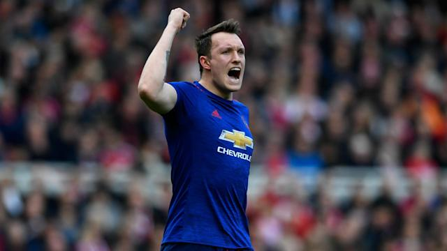 Phil Jones has praised Jose Mourinho's positive influence at Manchester United since replacing Louis van Gaal as the man in charge.