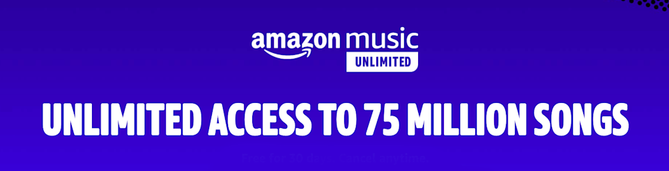 Here's your ticket to unlimited ad-free streaming music! (Photo: Amazon)