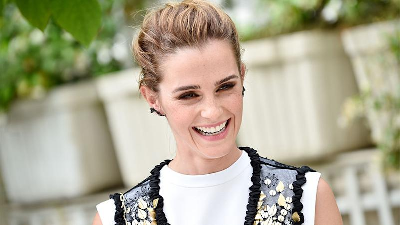 Emma Watson Just Called Herself 'Self-Partnered' Instead Of Single & We Love That