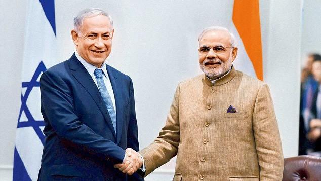 Netanyahu to Modi: People of Israel are Waiting for Your Visit