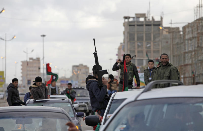 Libya's militarized youth feed into economic woes