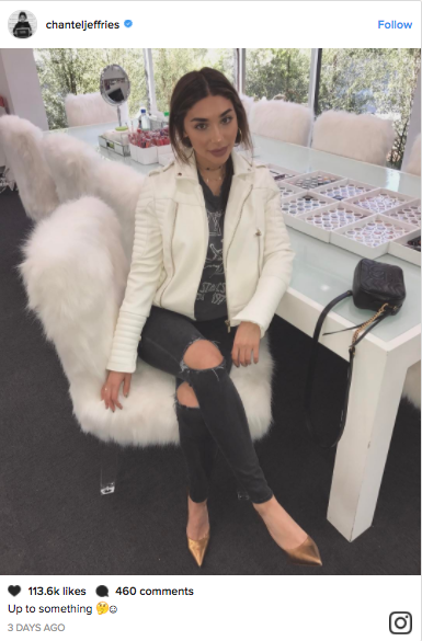 A recent Instagram post hinted at a possible Chantel Jeffries x ColourPop collection. Here's everything we know so far.