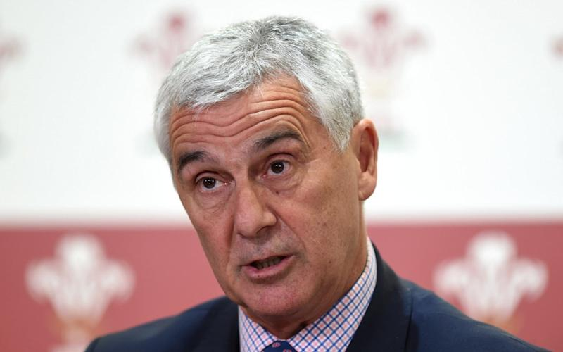 Gareth Davies, the WRU chief executive, agreed that player safety would be compromised if the plans went ahead - Rex Features