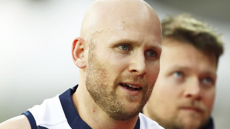Gary Ablett is preparing to rejoin Geelong in the AFL's hub after dealing with a family tragedy. (Photo by Daniel Pockett/Getty Images)