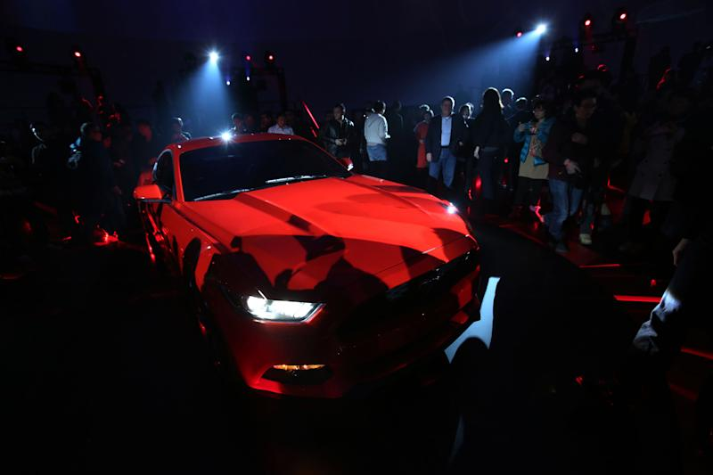 Ford faces challenges, warns of slower profits