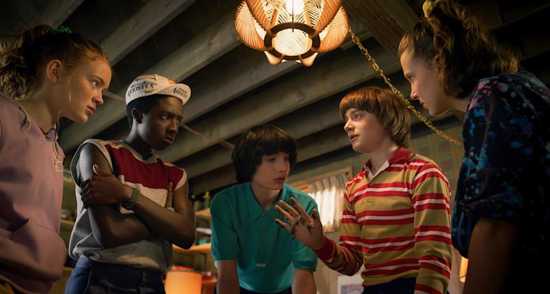 Here's where everyone ends up by the end of Stranger Things 3