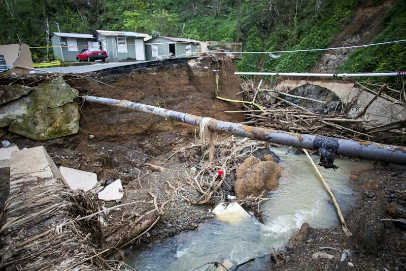 """Puerto Rico Disaster Chief Resigns - Throwing Island Recovery Into Further Turmoil"""""""