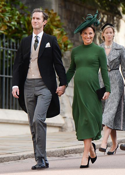 pippa middleton and husband james matthews at royal wedding