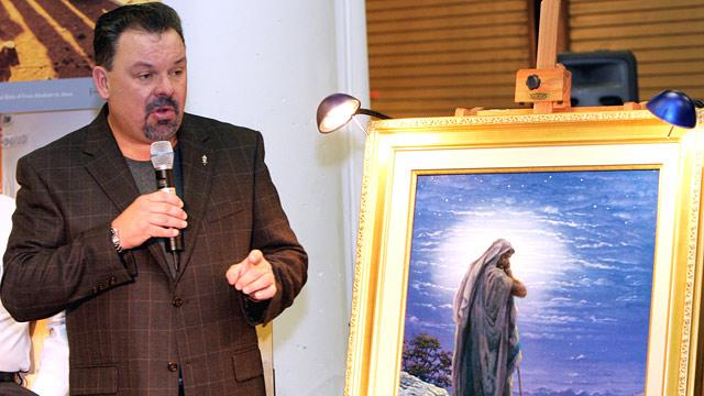 Thomas Kinkade's Death Sparks Feud Over Family,  Art Secrets