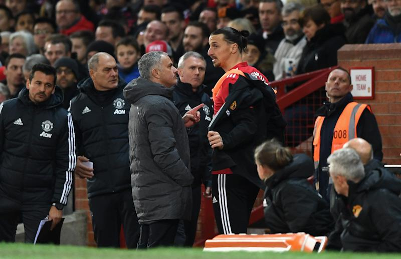 It's sad when big players near the end – Mourinho pays tribute to Ibrahimovic