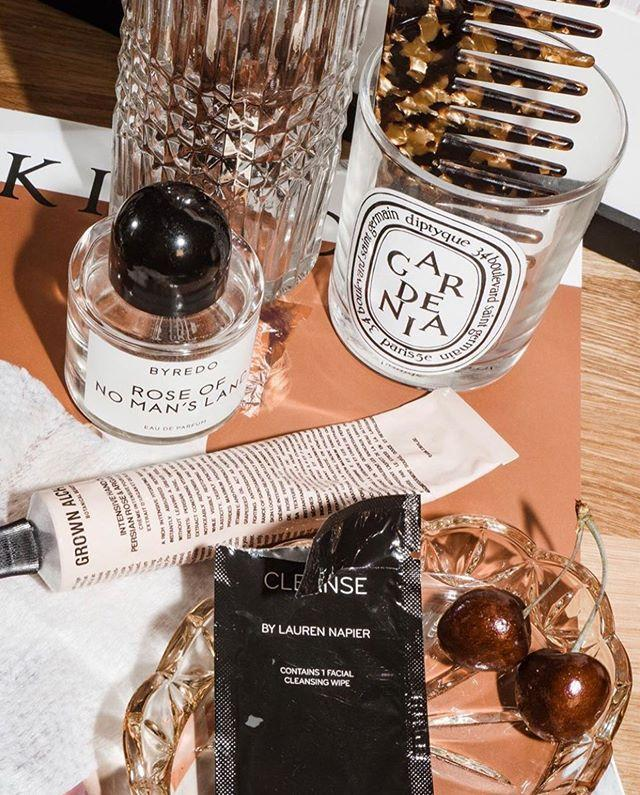 """<p>Beauty guru Lauren Napier is the genius behind the chicest face wipes you'll ever see. Her namesake line has three different face wipes—there's an option for oily/blemish prone, normal/sensitive skin, and dry/aging skin—that are individually packaged so you can keep it in your bag and easily <a href=""""https://www.cosmopolitan.com/style-beauty/beauty/g19620718/best-makeup-remover/"""" rel=""""nofollow noopener"""" target=""""_blank"""" data-ylk=""""slk:remove your makeup"""" class=""""link rapid-noclick-resp"""">remove your makeup</a> on the go.</p><p><strong>✨ Must-try product:</strong> <a href=""""https://go.redirectingat.com?id=74968X1596630&url=https%3A%2F%2Fwww.revolve.com%2Fcleanse-by-lauren-napier-the-abundance-facial-cleansing-wipes%2Fdp%2FCLBY-WU2%2F&sref=https%3A%2F%2Fwww.cosmopolitan.com%2Fstyle-beauty%2Fbeauty%2Fg33970294%2Fblack-owned-skincare-brands%2F"""" rel=""""nofollow noopener"""" target=""""_blank"""" data-ylk=""""slk:Cleanse by Lauren Napier"""" class=""""link rapid-noclick-resp"""">Cleanse by Lauren Napier</a></p><p><a href=""""https://www.instagram.com/p/CEbj4U9Jfp7/?utm_source=ig_embed&utm_campaign=loading"""" rel=""""nofollow noopener"""" target=""""_blank"""" data-ylk=""""slk:See the original post on Instagram"""" class=""""link rapid-noclick-resp"""">See the original post on Instagram</a></p>"""