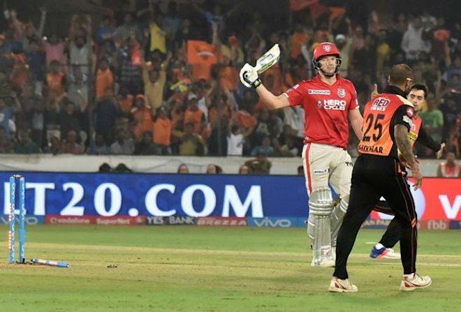 David Miller, Kings XI Punjab, Rashid Khan, Sunrisers Hyderabad, IPL 2017