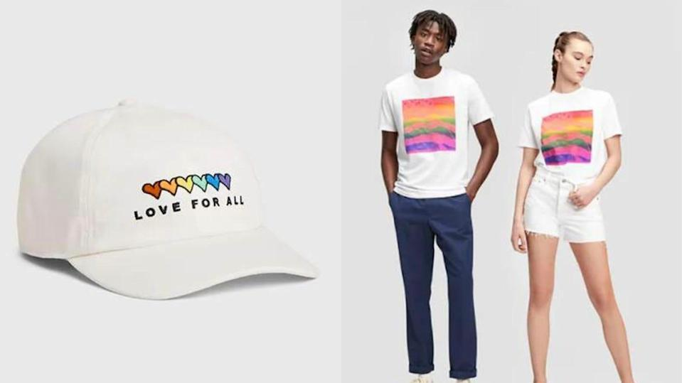 Gap is donating $50,000 this Pride season to GLAAD.