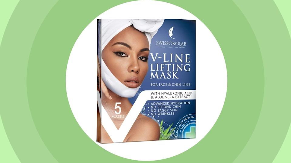 V-Line Lifting Mask for Face and Chin - Amazon, $19 (originally $22)