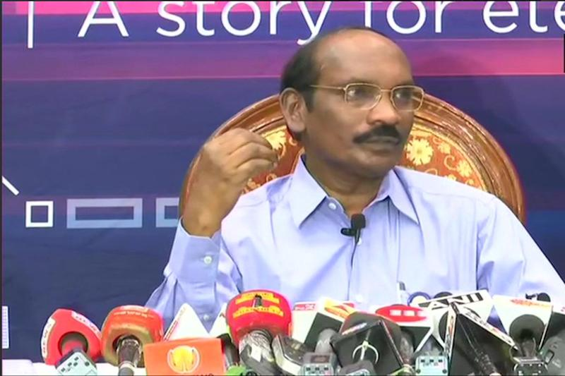'Indian First, Then Tamil': ISRO Chief K Sivan's Old Interview Viral Again after Chandrayaan 2