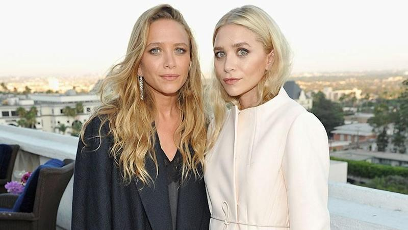 Ashley Olsen is dating yet another much-older man Richard Sachs