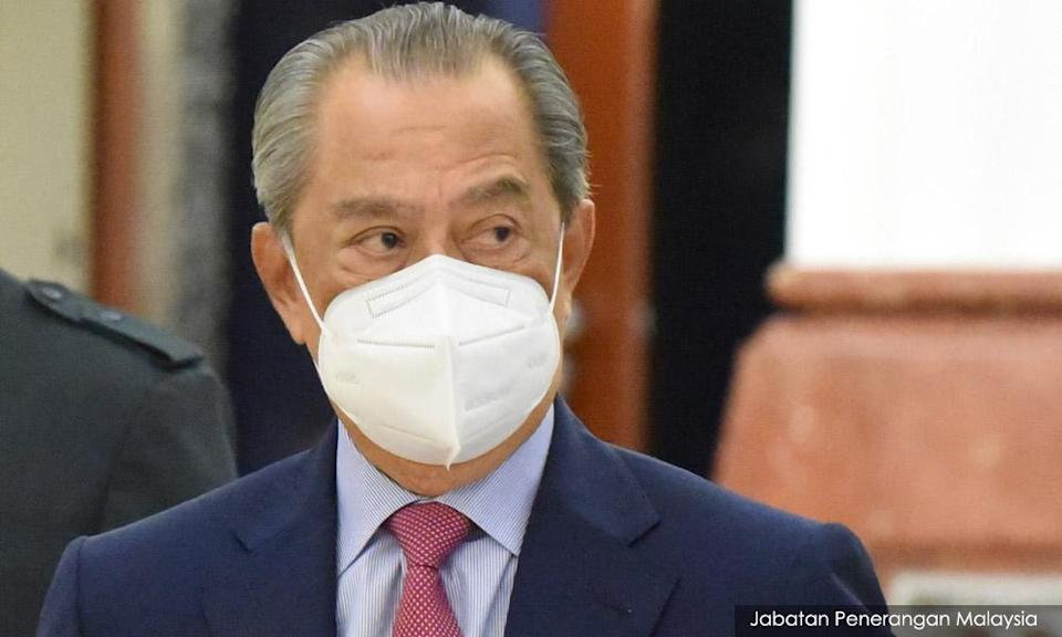 Muhyiddin remains positive about NRC role despite losing office