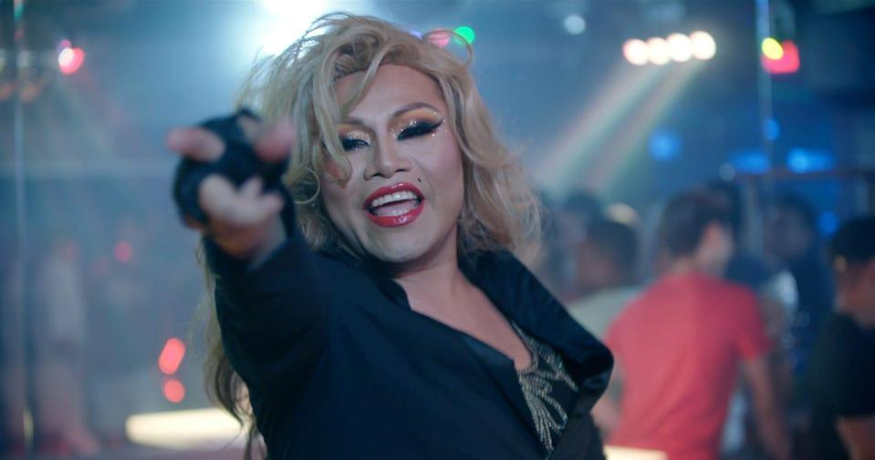 """Transgender Latina sex workers are the stars of """"Caught."""""""