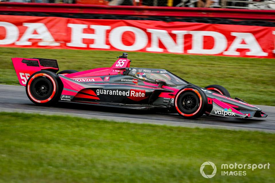 "Alex Palou, Dale Coyne Racing with Team Goh Honda<span class=""copyright"">Barry Cantrell / Motorsport Images</span>"