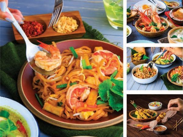 Thai food is renowned globally for its freshness, variety and high nutritional value