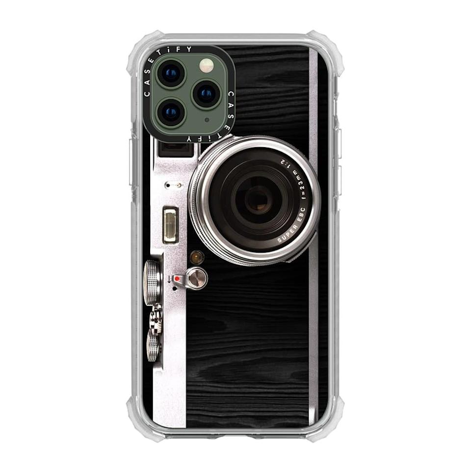 <p>This <span>Classic Camera 2.0</span> ($50, originally $59) phone case is a conversation starter.</p>