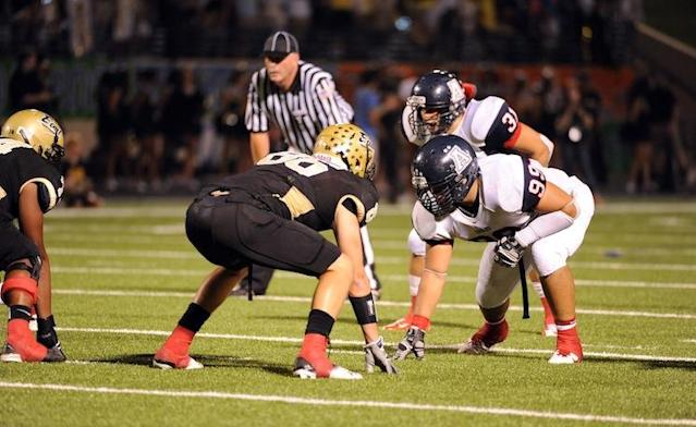 Allen's defense held previously 4-1 Plano East to -14 yards rushing — Allen ISD