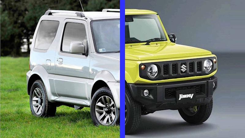 Suzuki Jimny Side By Side