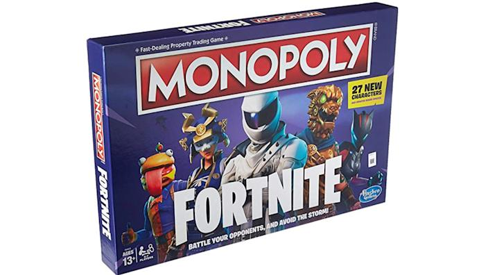 Best gifts for teen boys 2019: Fortnite Monopoly