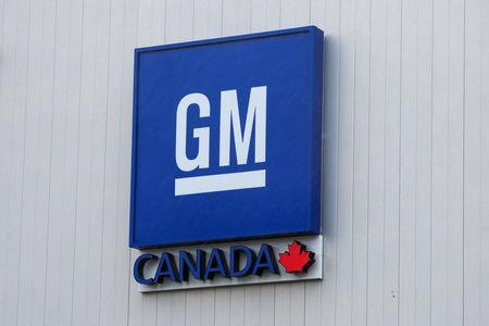 Auto workers walk off the job to save GM's Oshawa, Canada plant