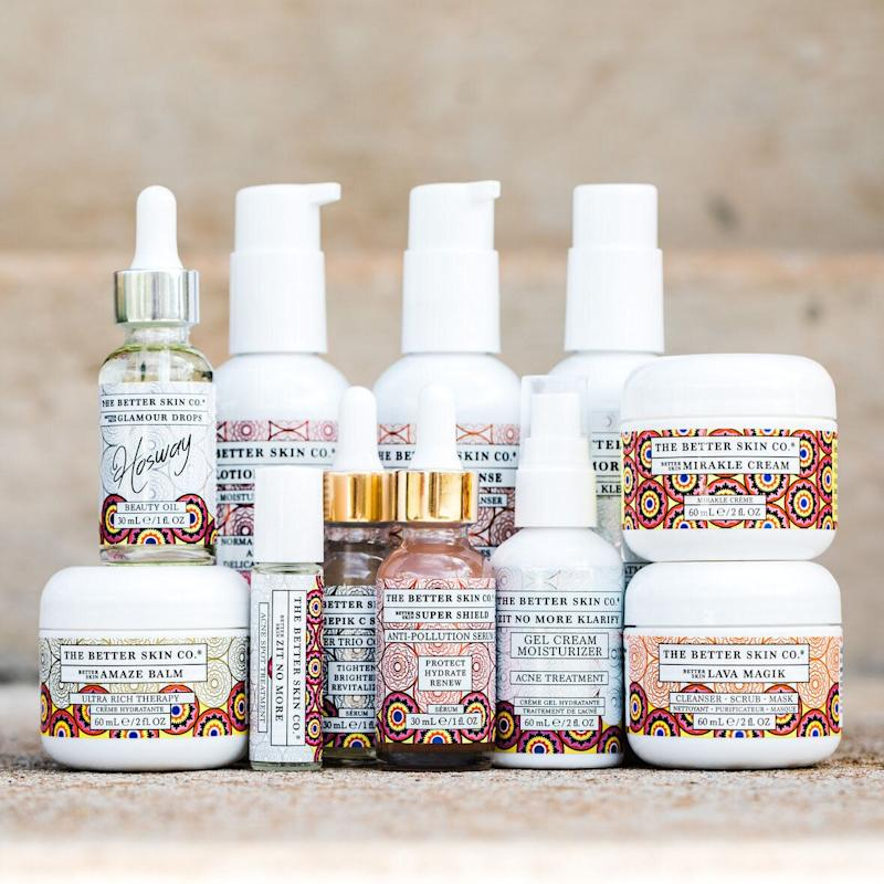 """Get in on this cult-favorite skincare brand comprised of multipurpose products made with clean ingredients to help simplify your routine. <strong><a href=""""https://amzn.to/2xTcPUp"""" target=""""_blank"""" rel=""""noopener noreferrer"""">Check out the sale here</a></strong>.&nbsp;"""