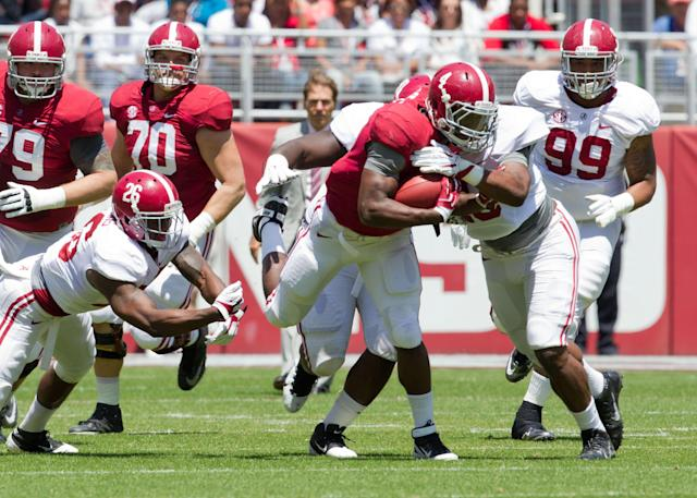 Alabama having trouble finding a 12th game for 2015