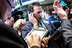 Markets adjusting to new world of less easy money