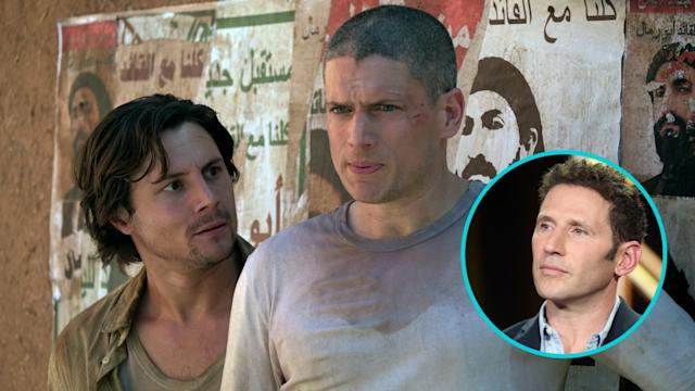 Prison Break, the Revival: Episode 4 tonight, Kellerman responsible for Michael's misfortunes?