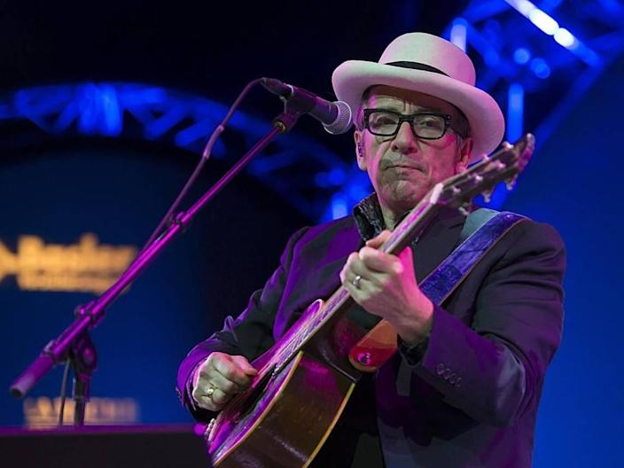 Elvis Costello and The Imposters will play Aug. 27 at the Uptown. Tickets will go on sale Friday.
