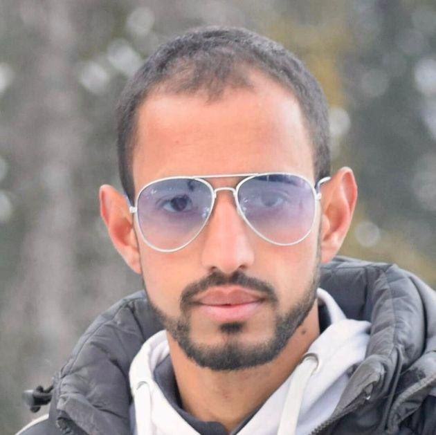 Merajuddin Shah, 25, was shot dead by security forces in Kashmir on 14 May.