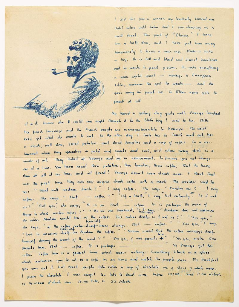 Faulkner heirlooms going to auction in New York